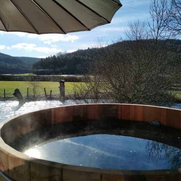 Nordic bath with unlimited access